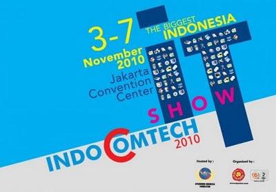 Indocomtech 2010 Jakarta