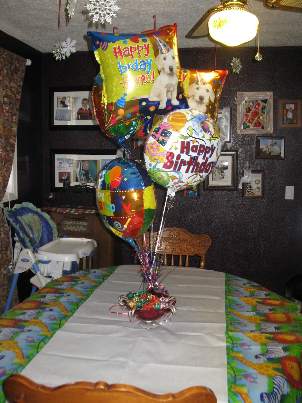 87 Birthday Balloons At Dollar Tree