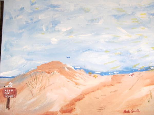 Seashore Dune