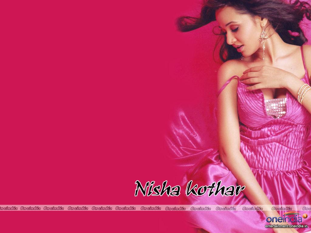, Nisha Kothari Hot Wallpaper