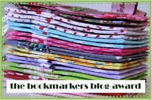 the bookmarkers blog award