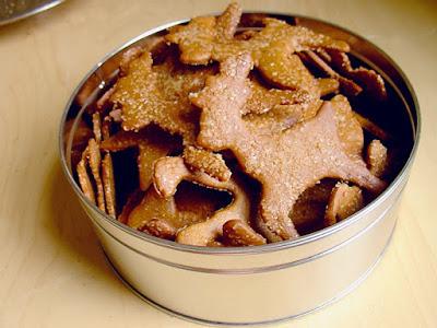 Piparkakut Finnish Ginger Cookies
