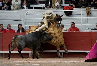 Secretario au cheval