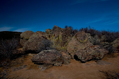 Some interesting rocks at the Black Canyon of the Gunnison