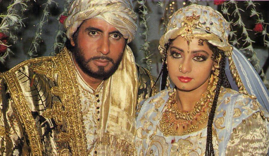 Sridevi (Kapoor) Amitabh+bachchan+Sridevi+khuda+gawah