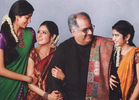 Sridevi  All in the Family