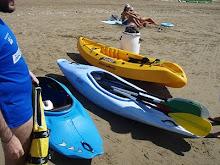 bautismo de kayak 2010