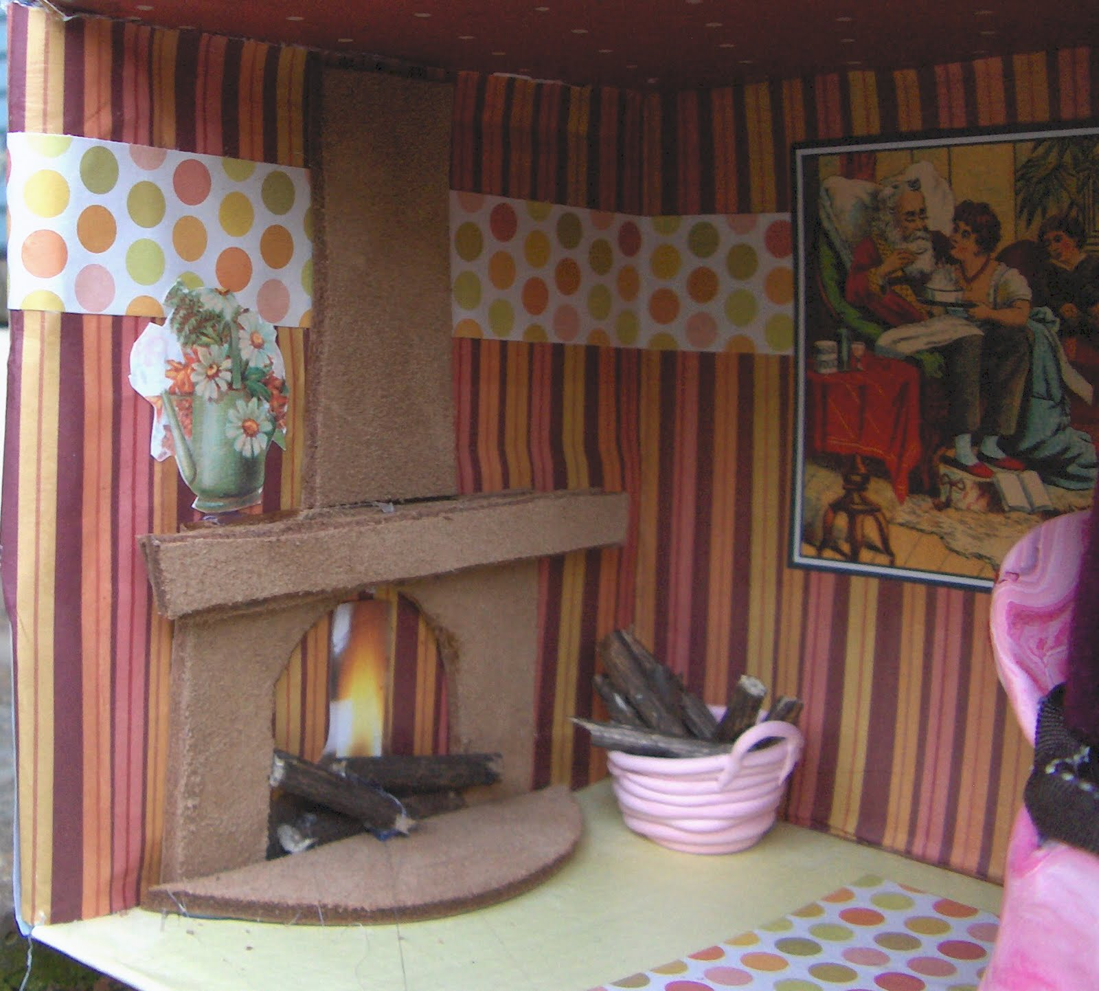 Doll House Homemade – AMJ on small house house design, shoe box house craft, shoe boxes with a z, cardboard house design, shoe box house furniture, shoe box stage design, paper box design, shoe logo design, shoe box living room design, best friend shoe box design,