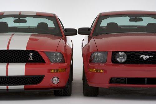 Ford Mustang SVT Cobra: 2010