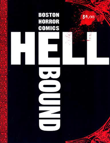 Hellbound #1 Cover by Joel Gill