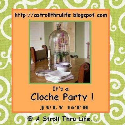 SUMMER CLOCHE PARTY- JULY 16TH