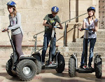 el segway: una nova forma de xalar sobre rodes