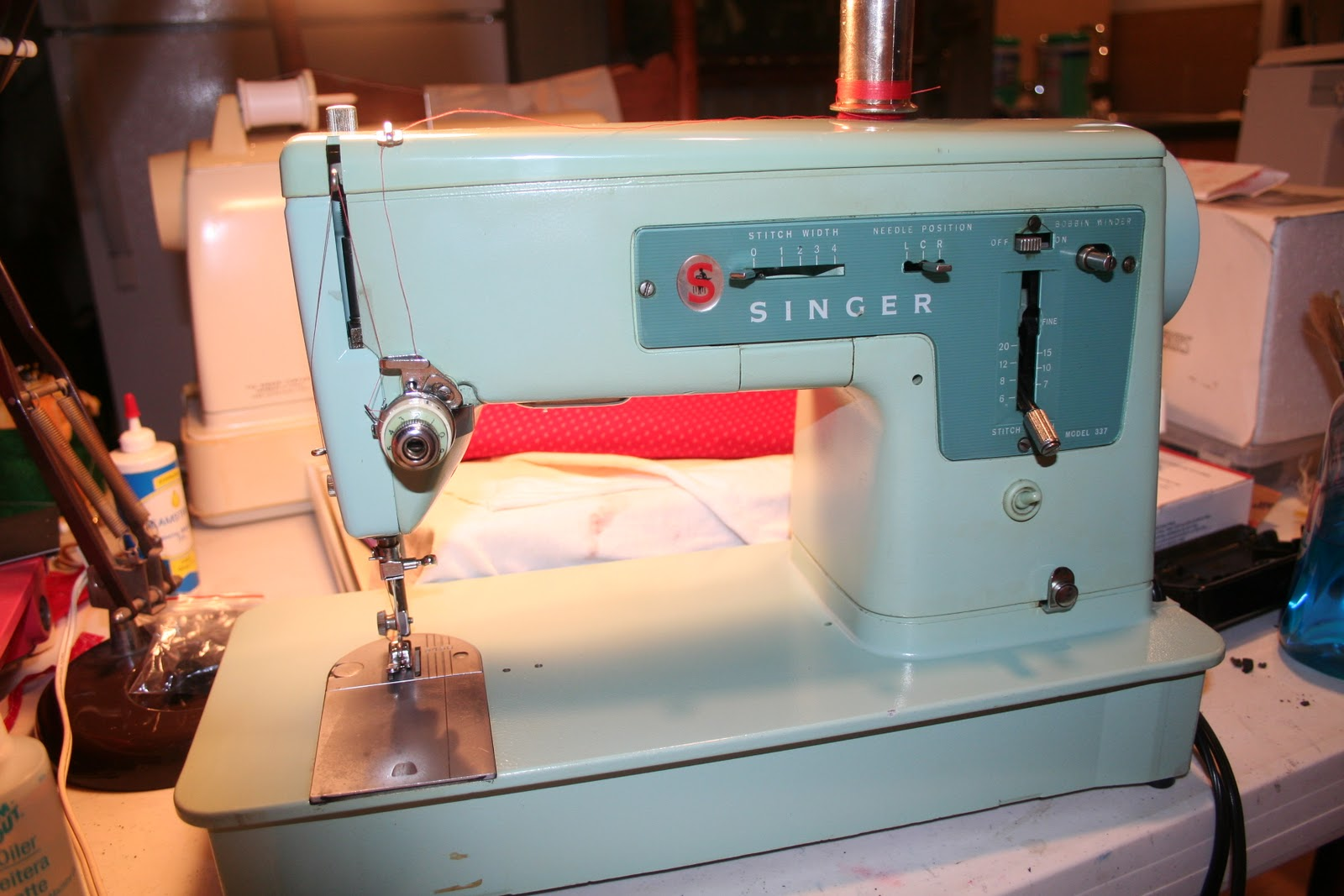 singer 337 sewing machine