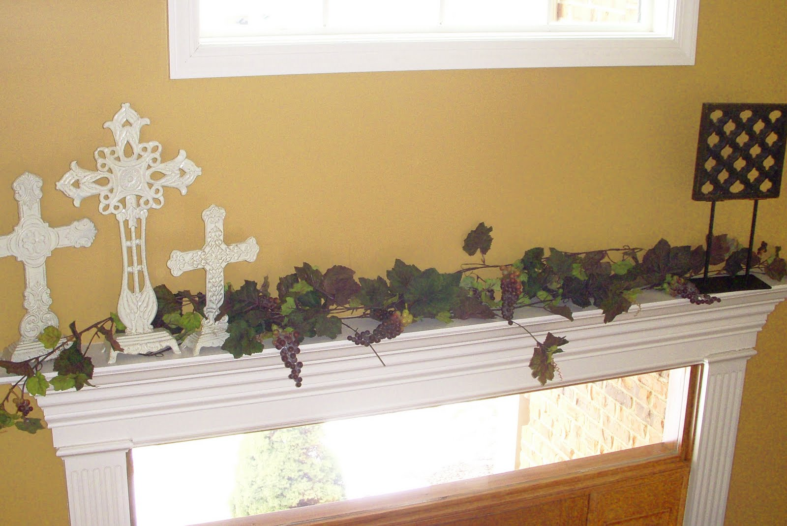 Hope Studios: Does a Mantle Have to be Above a Fireplace?