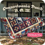 Fat Quarter Shop's Block of the Month Quilts