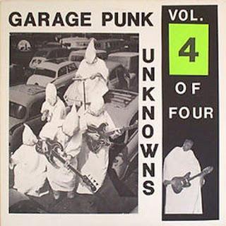 garage punk: