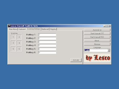 Lescos Warcraft Toolkit LWT Dota Utilities