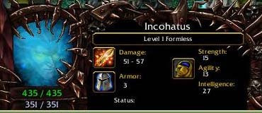 Incohatus The Formless Hidden Hero On Dota 657b AIplus Revision 2