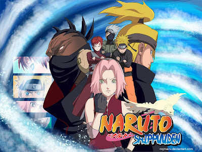 "Naruto Shippuden 120 English Sub Episode title: ""Kakashi Chronicles ~ Boys'"