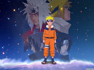 "Naruto Shippuden episode 131 with the title with ""Activate! Sage Mode""."