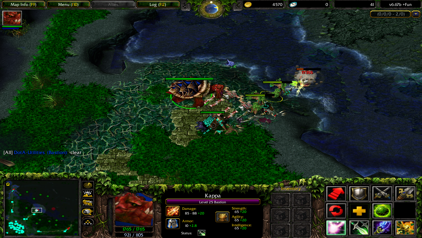 Dota 1 Map Download