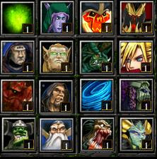 DotA old heroes