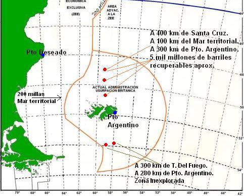 causa conflicto isla malvinas: