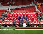 Squad Manchester United 2010/2011