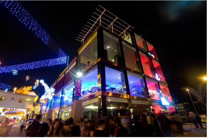 malaysia nightlife, kl nightlife, opera sunway