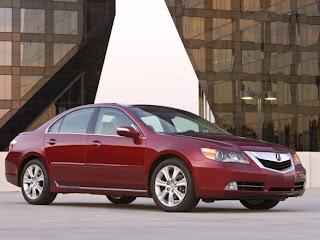 Acura RL 2009