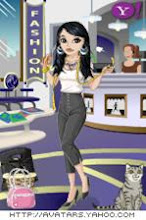 My Avatar (Thank you Ann!)