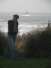 JcPenney Catalog Pose - Canon Beach, Oregon