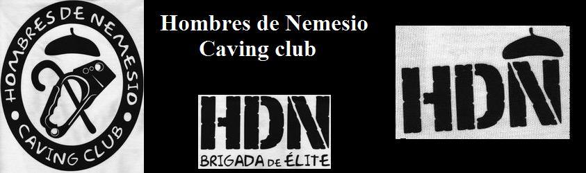 Hombres de Nemesio - Caving club