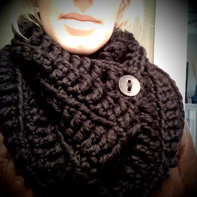 "Pattern Search Results for ""button scarf"": Lion Brand Yarn"