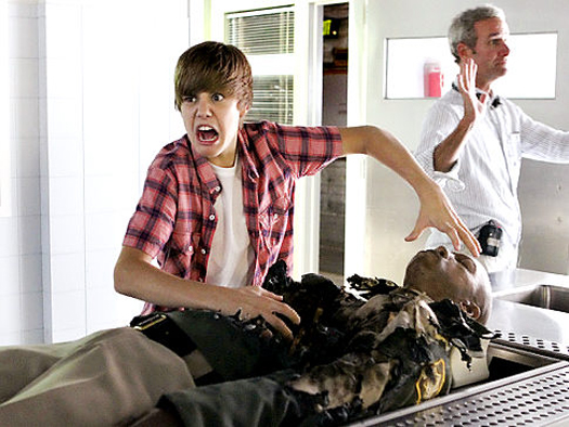 justin bieber getting shot on csi. justin bieber getting shot csi
