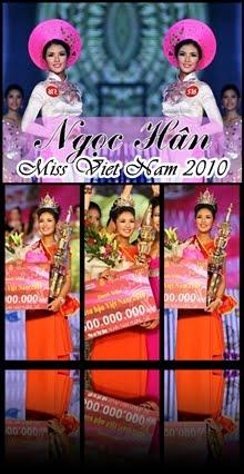 Miss Viet Nam 2010