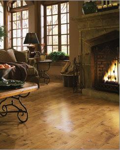 Faus Floor - Pine