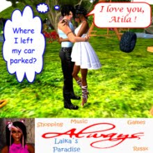 Mi web de Second Life: