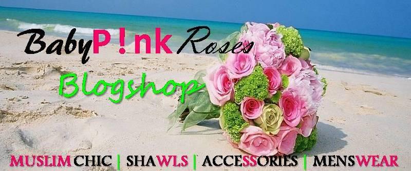 Baby P!nk Roses Blogshop