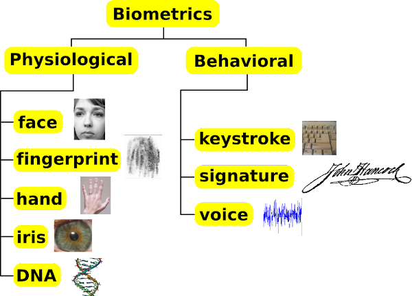 Future Biometrics Technology Systems and Devices Traits Classification