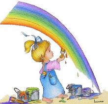 cantinho arco íris