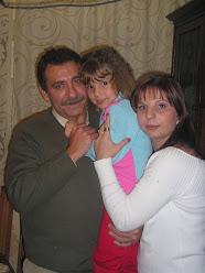 Julian,Daniela y Nyko