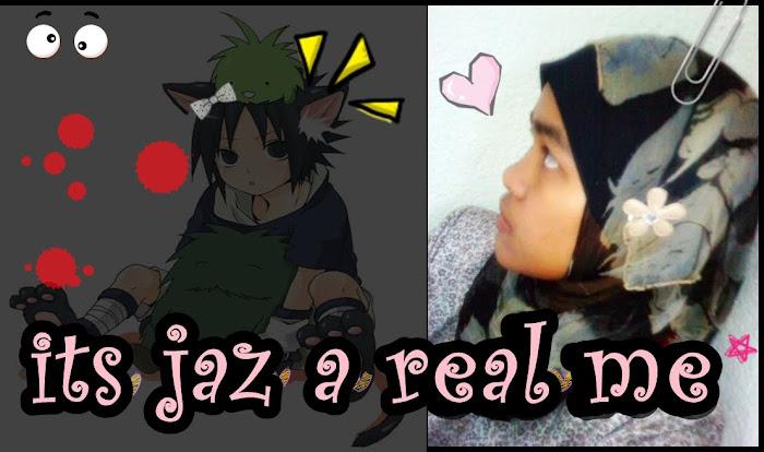 it's jaz a R3al m3... *.*