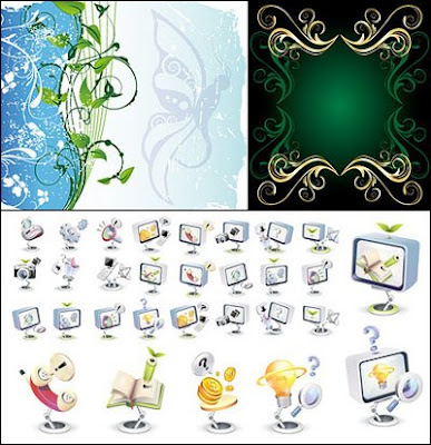 practical patterns icon vector