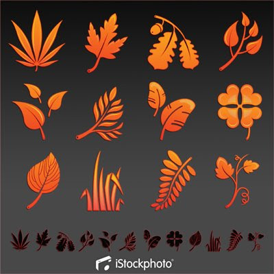 Download Leafs Vector