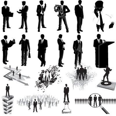 Download  Business Men Vector