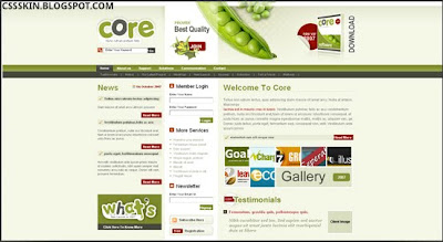 Download Core CSS