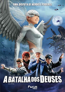 Filme Poster A Batalha dos Deuses DVDRip XviD Dual Audio