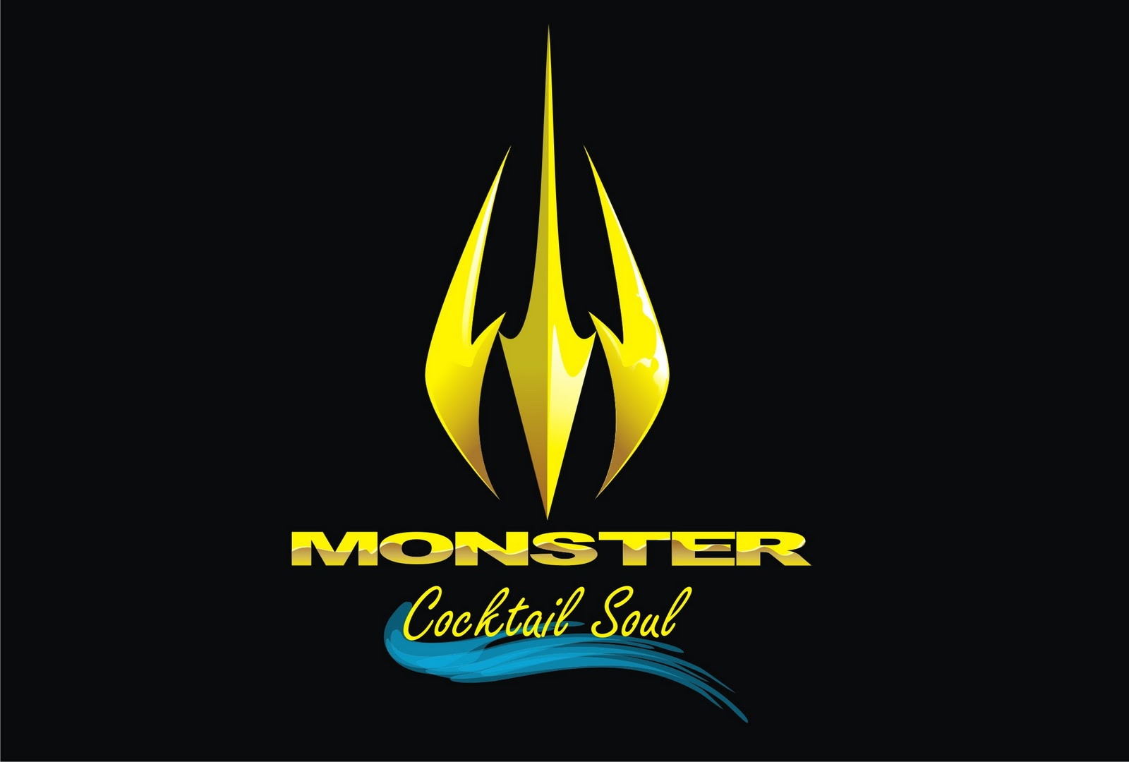 the gallery for gt monster logo purple