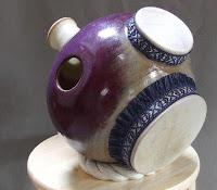 Wiltjer Pottery Air Orb 2H Drum